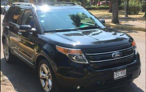 En venta un Ford Explorer 2013 Automático en excelente condición