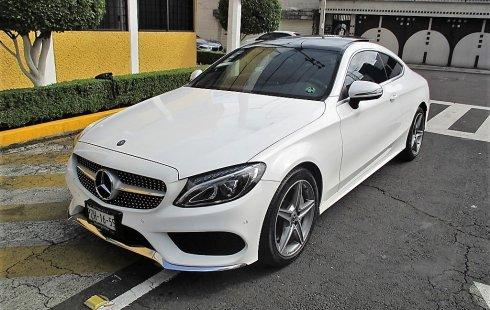 Mercedes-Benz C250 coupé 2017