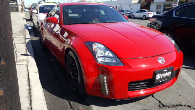 Quiero vender urgentemente mi auto Nissan 350Z 2002 muy bien estado