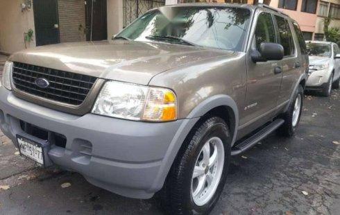Urge!! En venta carro Ford Explorer 2002 de único propietario en excelente estado