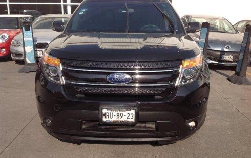 Quiero vender urgentemente mi auto Ford Explorer 2014 muy bien estado
