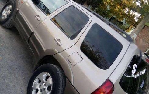 SHOCK!! Un excelente Mazda TRIBUTE 2002, contacta para ser su dueño