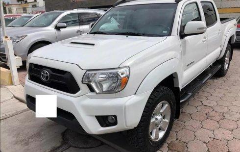 Toyota Tacoma 2015 Blanca