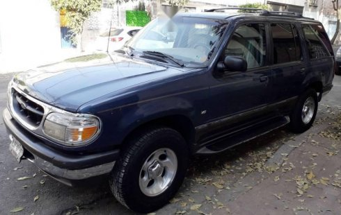 Quiero vender inmediatamente mi auto Ford Explorer 1998