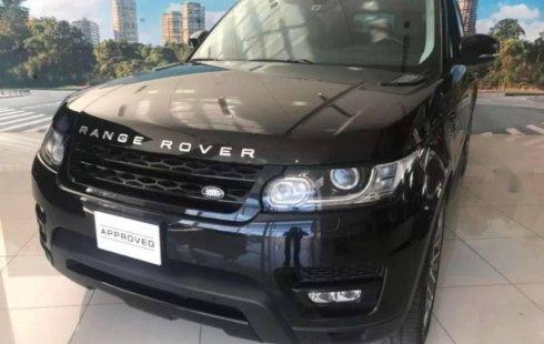 Pongo a la venta cuanto antes posible un Land Rover Range Rover Sport que tiene todos los documentos necesarios
