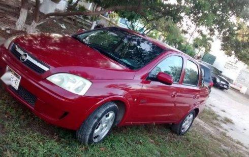 Quiero vender urgentemente mi auto Chevrolet Corsa 2008 muy bien estado