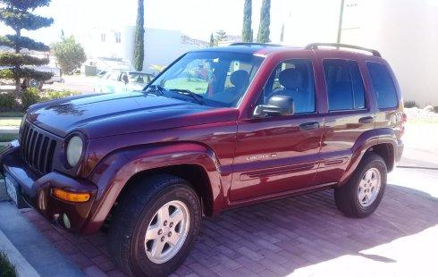 Venta auto Jeep Liberty 2002 , Jalisco