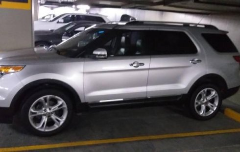 SHOCK!! Un excelente Ford Explorer 2011, contacta para ser su dueño