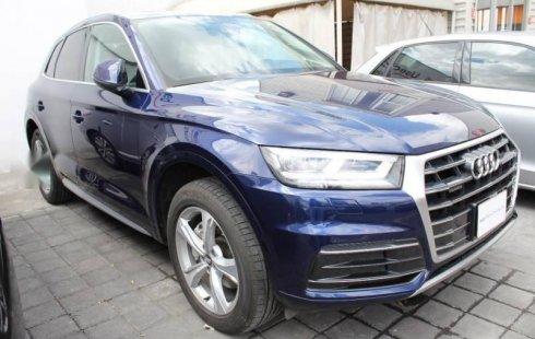Urge!! Un excelente Audi Q5 2018 Automático vendido a un precio increíblemente barato en Azcapotzalco
