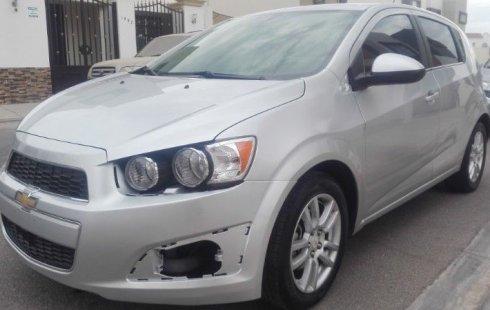 Urge!! Vendo excelente Chevrolet SONIC 2015 Automático en en Baja California