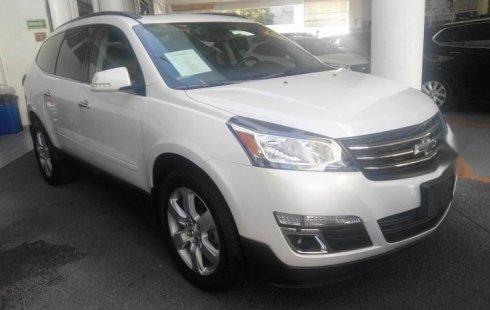 Vendo un Chevrolet Traverse por cuestiones económicas
