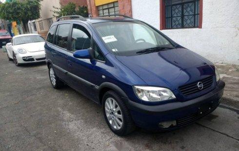 Chevrolet Zafira Usado En Guadalajara 226221