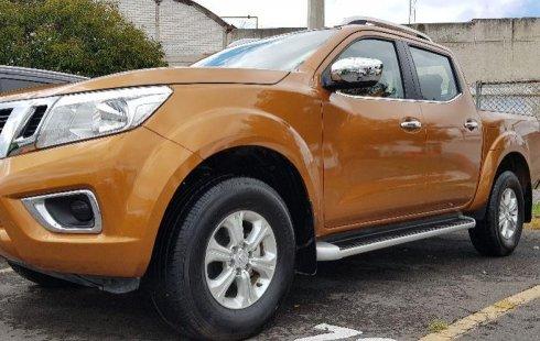 SHOCK!! Un excelente Nissan Frontier 2018, contacta para ser su dueño