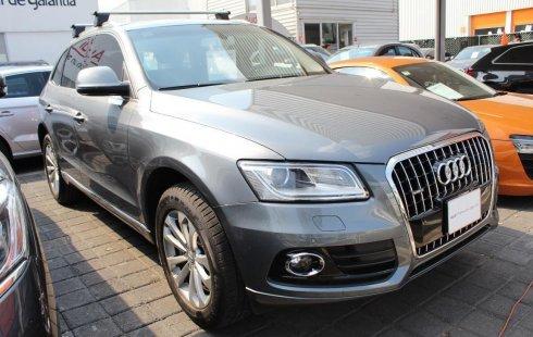 Pongo a la venta cuanto antes posible un Audi Q5 en excelente condicción a un precio increíblemente barato