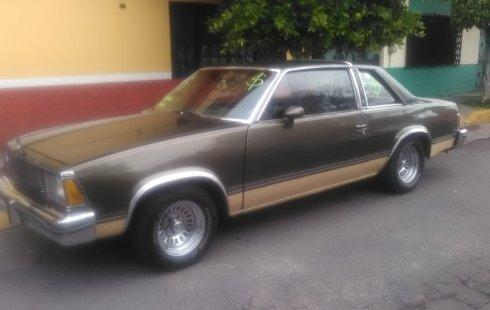 Chevrolet Malibú Automático