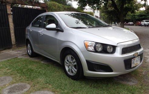 Chevrolet Sonic LT 2013 automatico 39000km unico dueño factura original