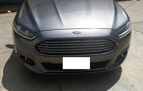 Vendo Ford Fusion 2013 Gris $90,000