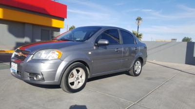 Precio de Chevrolet Aveo 2008