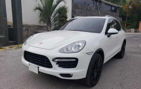Porsche Cayenne 2013 barato en Cuauhtémoc
