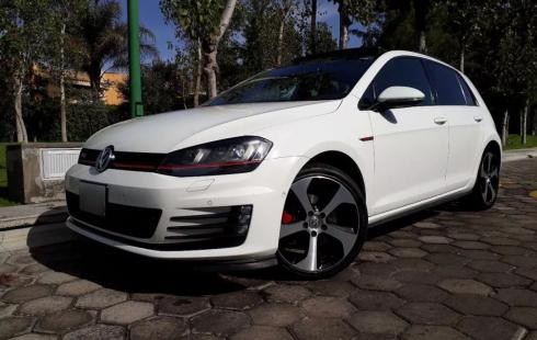 Volkswagen Golf GTI 2016 Hatchback Color Blanco