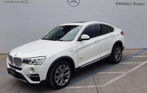 Me veo obligado vender mi carro BMW X4 2015 por cuestiones económicas