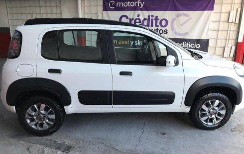 Fiat Uno 2017 usado
