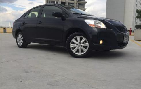 Venta auto Toyota Yaris 2016 Manual en Puebla