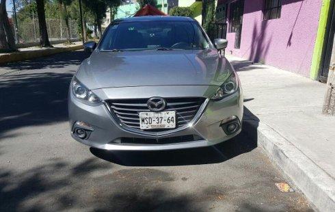 Mazda 3 2014 barato en Tlalpan