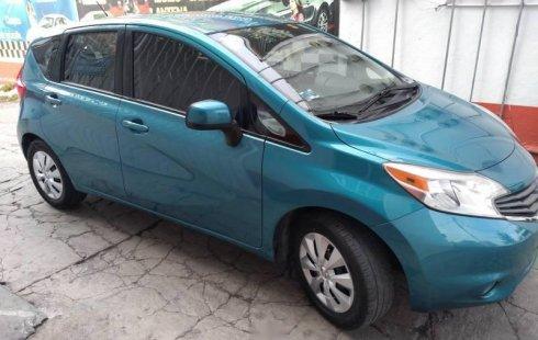 Nissan Note impecable en Texcoco más barato imposible