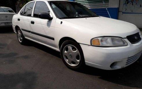 Llámame inmediatamente para poseer excelente un Nissan Sentra 2002 Automático