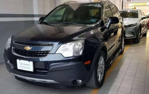Chevrolet CAPTIVA 2014 impecable
