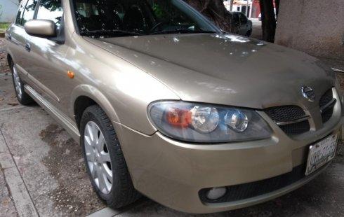 Tengo que vender mi querido Nissan Almera 2004 en muy buena condición