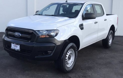 Ford Ranger doble cabina 2017