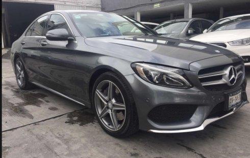 Mercedes Benz C250 2017 Gris