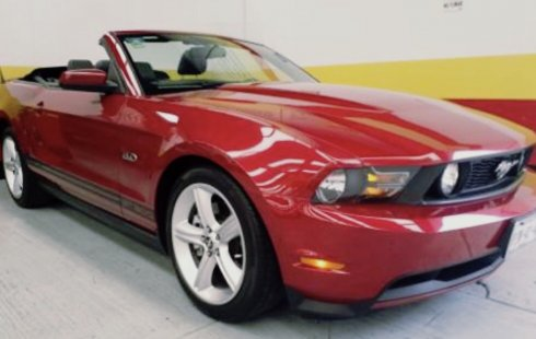 Ford Mustang 2011 Automático