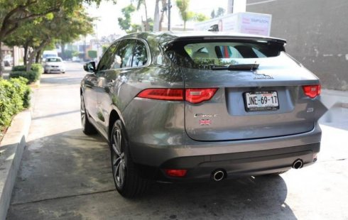 Urge!! Vendo excelente Jaguar F-PACE 2016 Automático en en Guadalajara