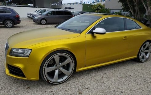 Se vende un Audi RS5 de segunda mano