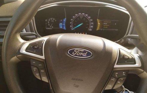Ford FUSION impecable en Cuauhtémoc