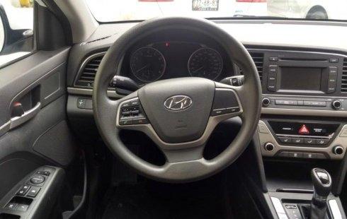 Urge!! Un excelente Hyundai ELANTRA 2017 Automático vendido a un precio increíblemente barato en Puebla