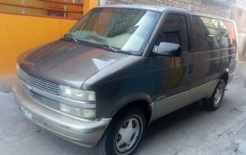 Chevrolet Astro usado en Tláhuac