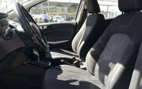 Urge!! Un excelente Ford EcoSport 2014 Automático vendido a un precio increíblemente barato en Miguel Hidalgo