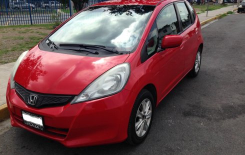 Honda Fit 2014 Rojo $135,000