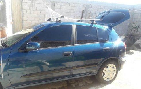 Quiero vender inmediatamente mi auto Nissan Almera 2001 muy bien cuidado