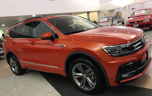 Volkswagen Tiguan 2018 Naranja