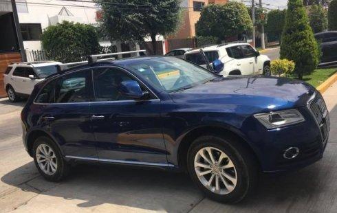 Un Audi Q5 2015 impecable te está esperando