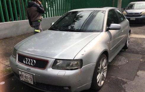 Quiero vender urgentemente mi auto Audi S3 2001 muy bien estado