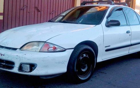 Vendo o cambio por troca, Chevrolet Cavalier blanco mod 2000