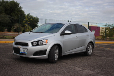 Chevrolet SONIC 2012 usado
