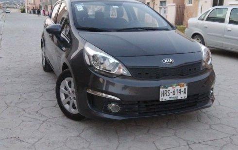 Urge!! En venta carro Kia Rio 2017 de único propietario en excelente estado