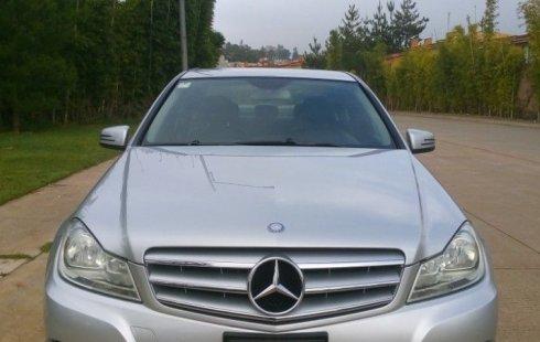 Mercedes-Benz Clase C 2013 en